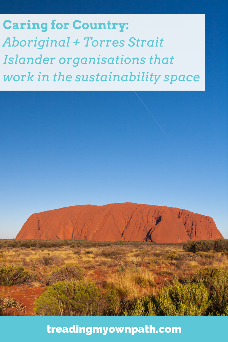 Caring for Country: Aboriginal and Torres Strait Islander organisations working in the sustainability space