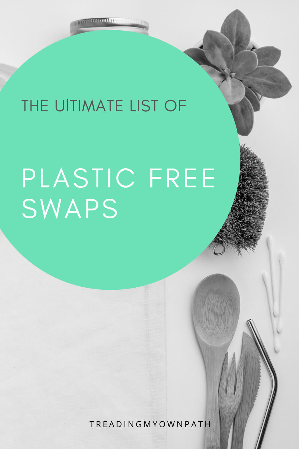 The ultimate list of plastic free swaps