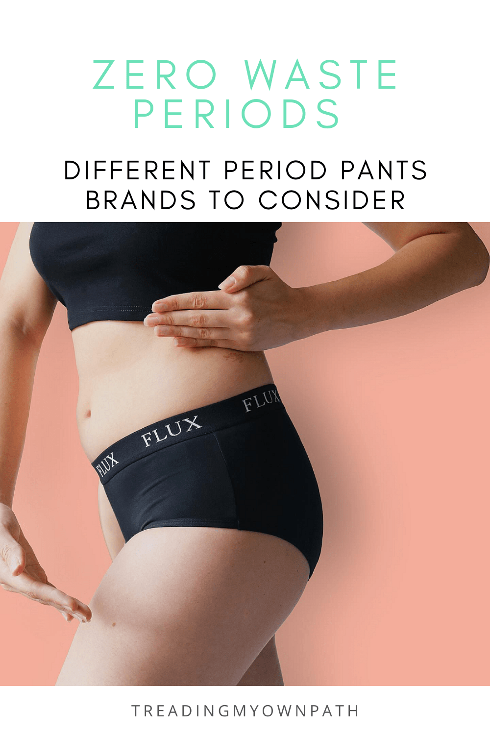 Zero waste periods: the pros and cons of menstrual underwear (+ 6 brands to consider)