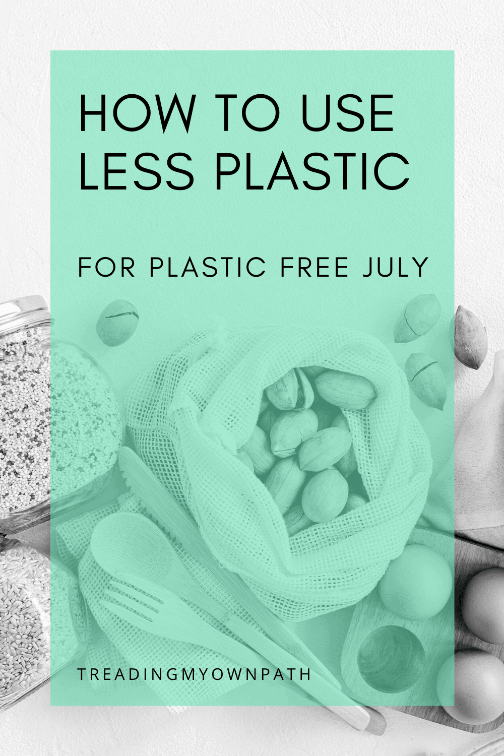 37 ways to use less plastic in 2021